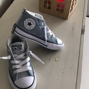Chuck Taylor Converse All Star boys sneakers.